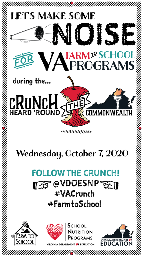 Wednesday, October 7 is the Crunch Heard 'Round the Commonwealth