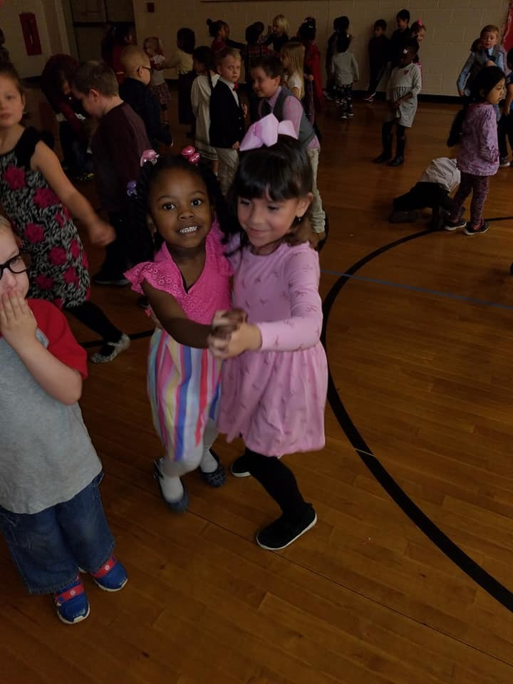 Valentine's Dance Held for KES Students