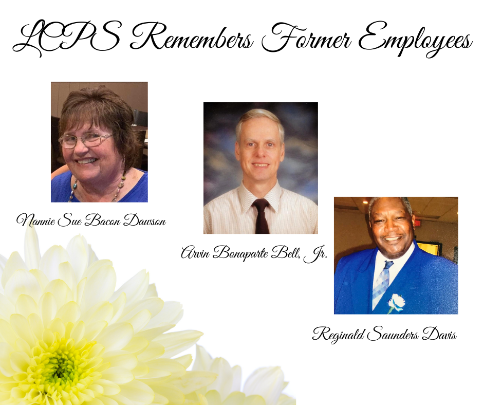 LCPS Remembers Former Employees