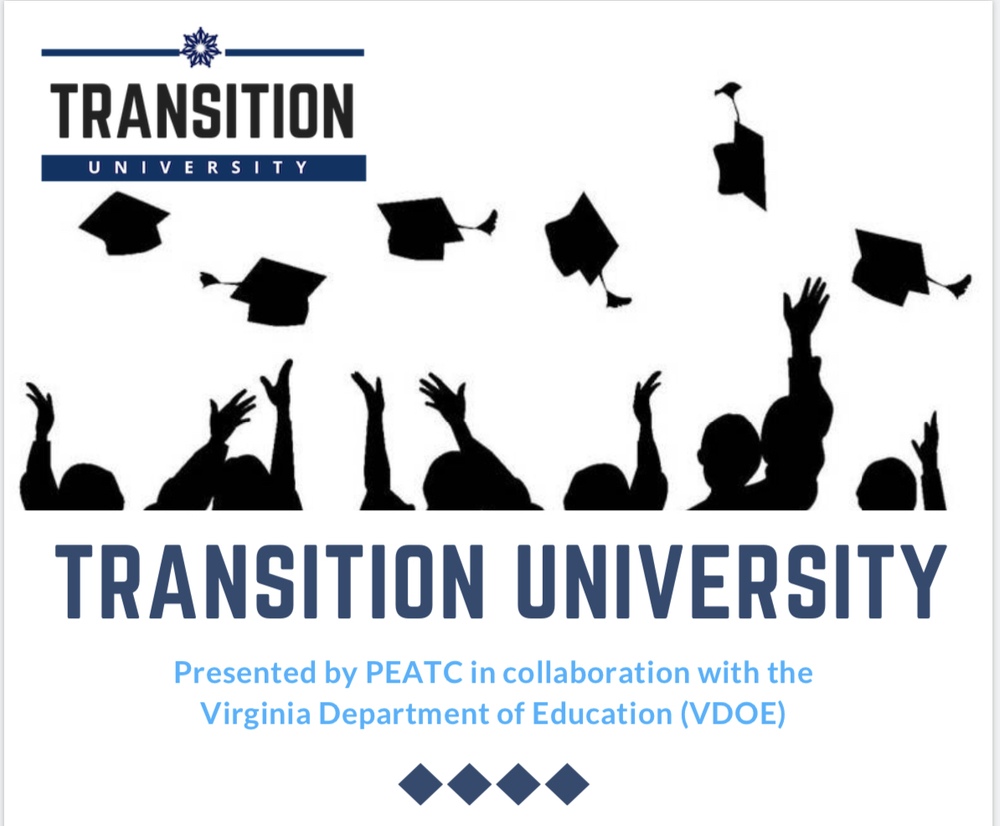 Transition University - Fall 2019 For Families of Children with Disabilities