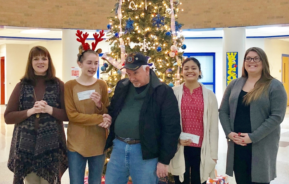 VFW Patriot's Pen Winners Essay Contest Winners 2019