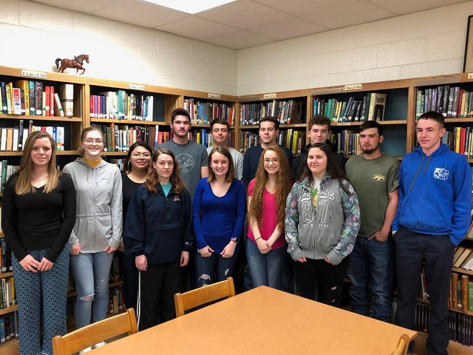 Meet CHS Marketing Co-op Students