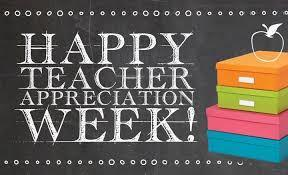 LCPS Appreciates Our Amazing Teachers!