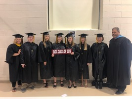 CHS GSSV Students Graduate with Associates Degrees from SVCC