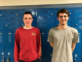 February CHS Co-op Students of the Month