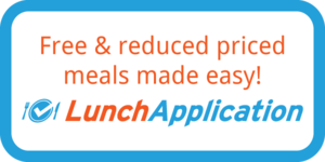 NEW THIS YEAR- Apply for Free & Reduced Meals Online