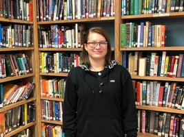 Kaylee Paler is the October Co-op Student of the Month