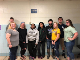 Meet MORE CHS Marketing Co-op Students