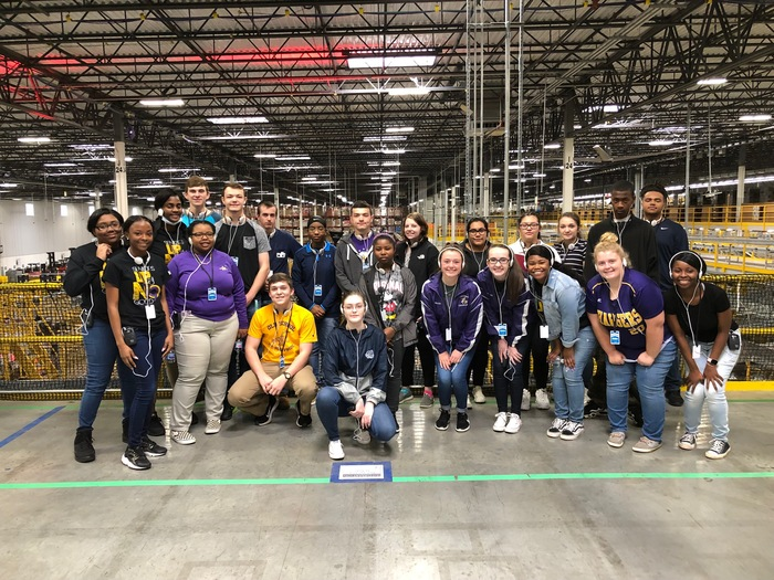 DECA & FBLA Clubs at Amazon