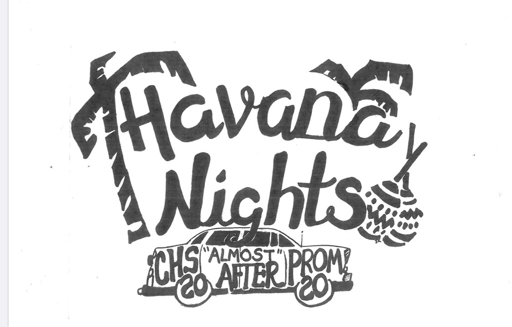 Havana Nights Almost After Prom T Shirt